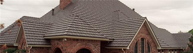 Ukrainian manufacturer and distributer of roof materials
