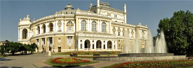 Odessa State Academical Opera and Ballet Theatre