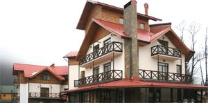 Hotel Tsvit Paporoti (Flower Fern)