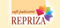 European coffee and pastry bar Repriza