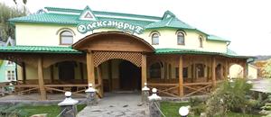 Готель ОЛЕКСАНДРИТ